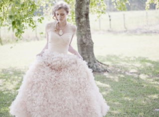 Watters-blush-pink-wedding-dress-Bridal-Musings