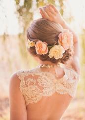 NYC Wedding Photographer - Dress back (1)