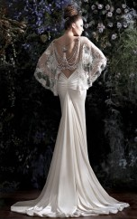 NYC Wedding Photographer - Dress back (2)