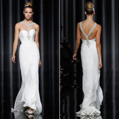 NYC Wedding Photographer - Dress back (4)