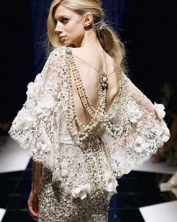 NYC Wedding Photographer - Dress back (6)